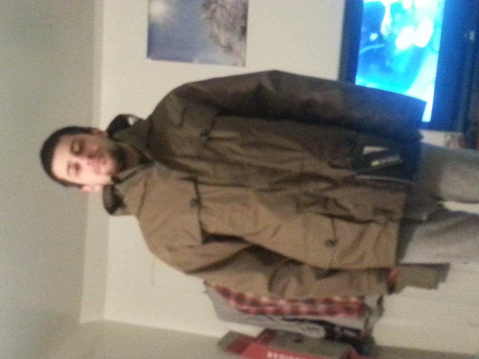 Orage Baxter Jacket 2