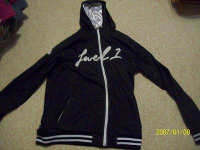 Level 1 hoodie