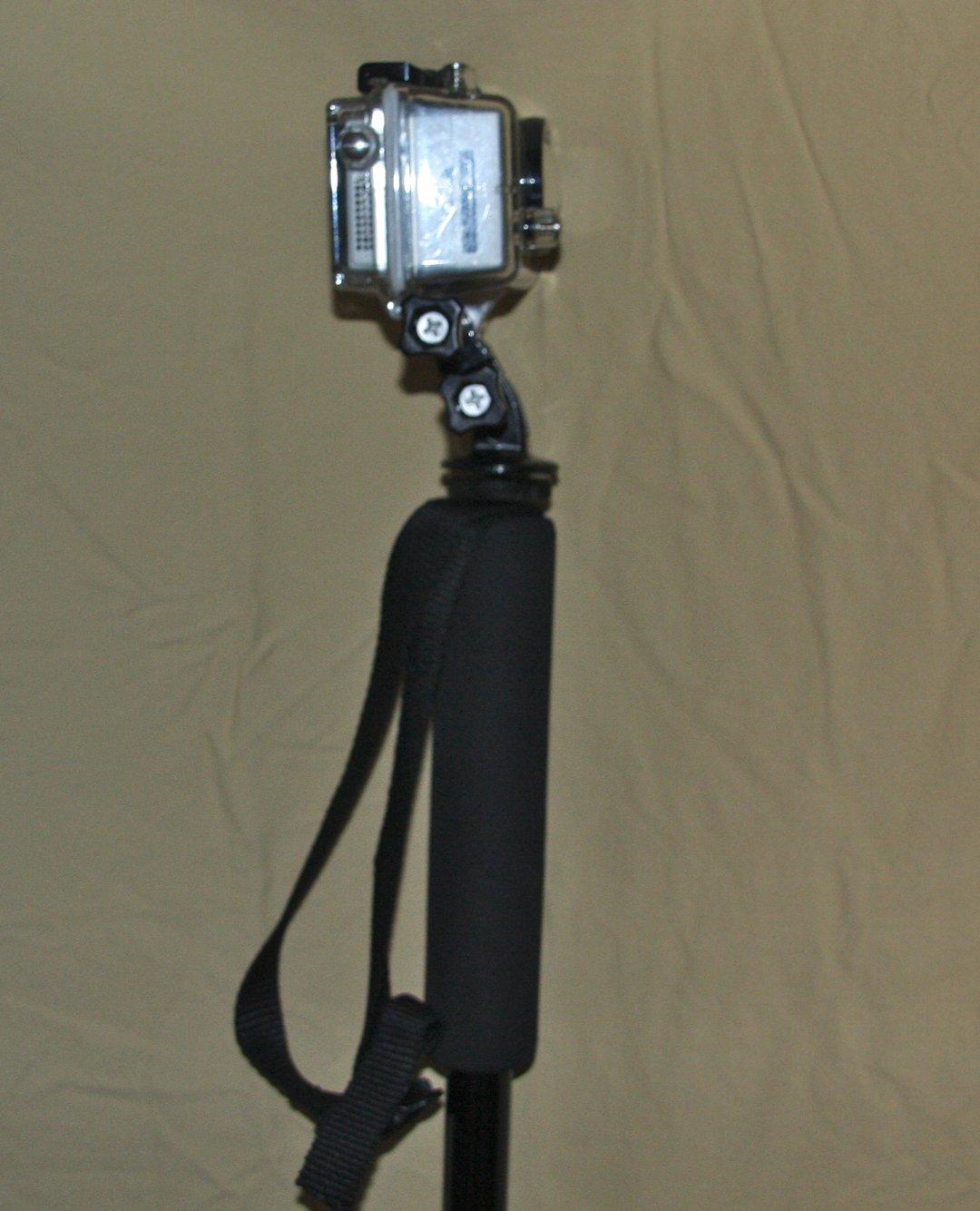 Ski Pole for GoPro Cameras