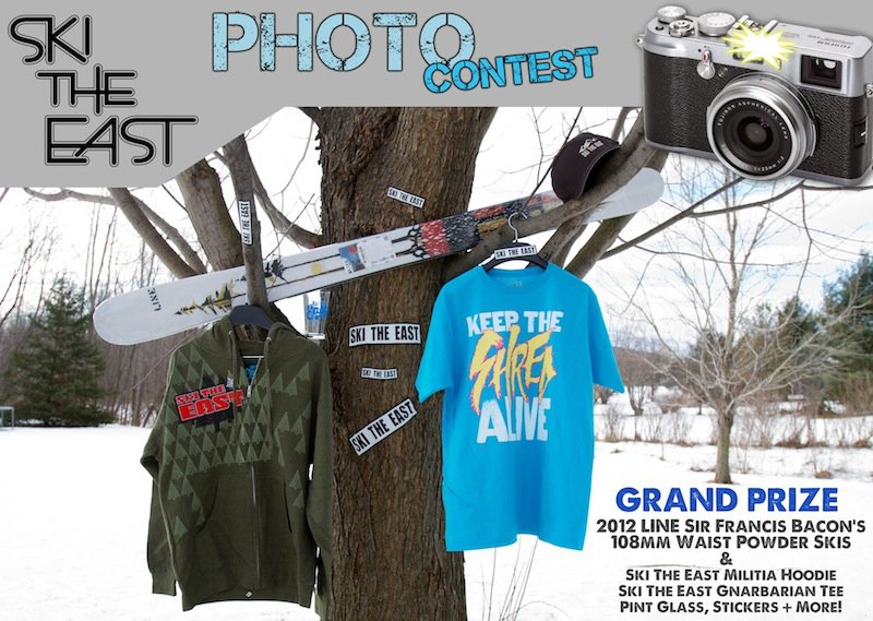 Ski The East Photo Contest
