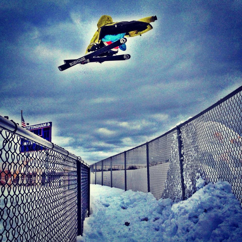 nottingham fence jump