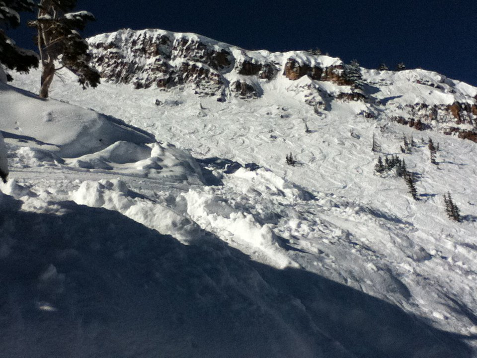 Cirque Headwall