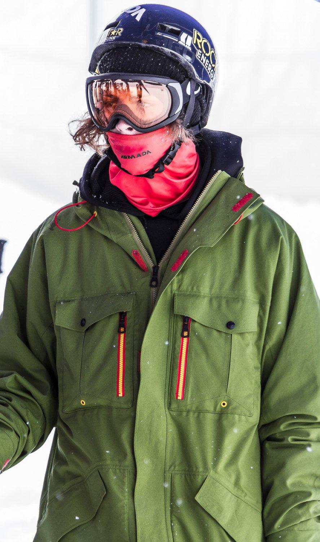 Frostgun Winner: Alex Bellemare