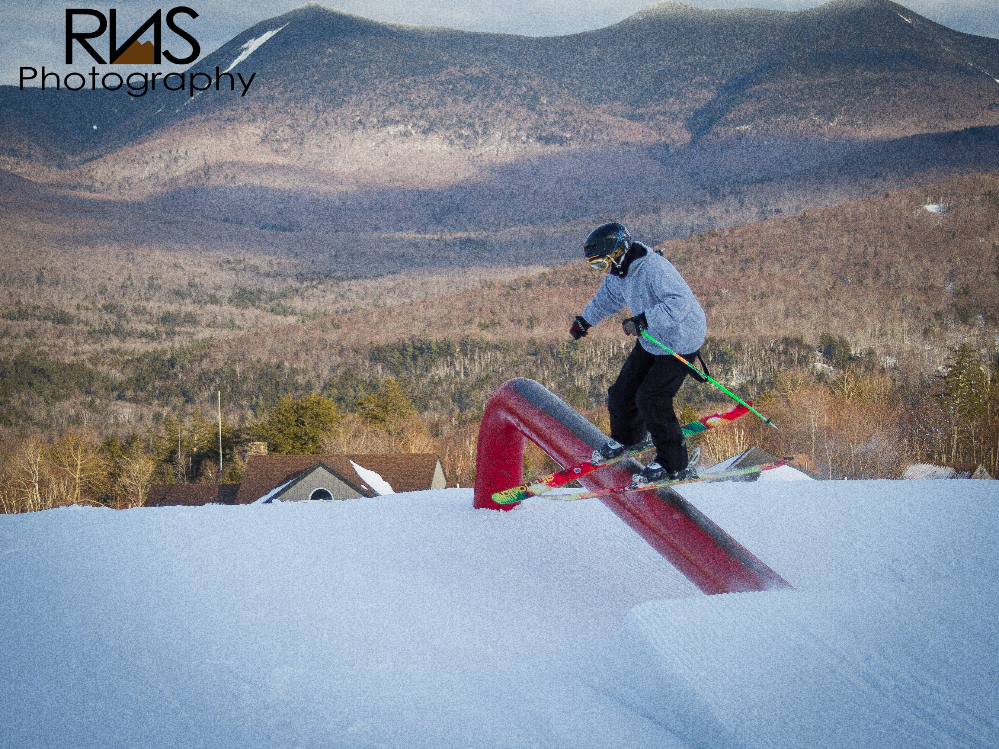Cannon Rail at Waterville