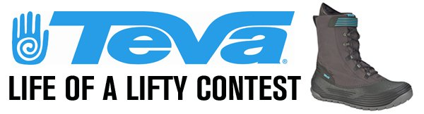 Teva's Life of a Lifty Video Contest Winner