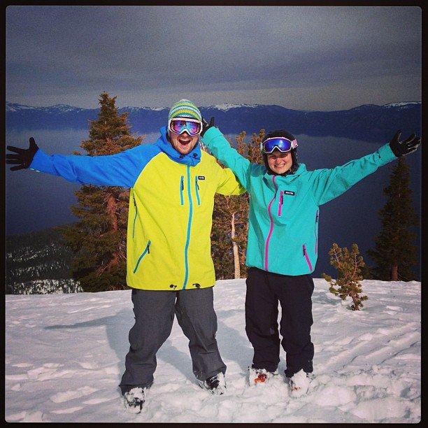 Jake's Peak Tahoe