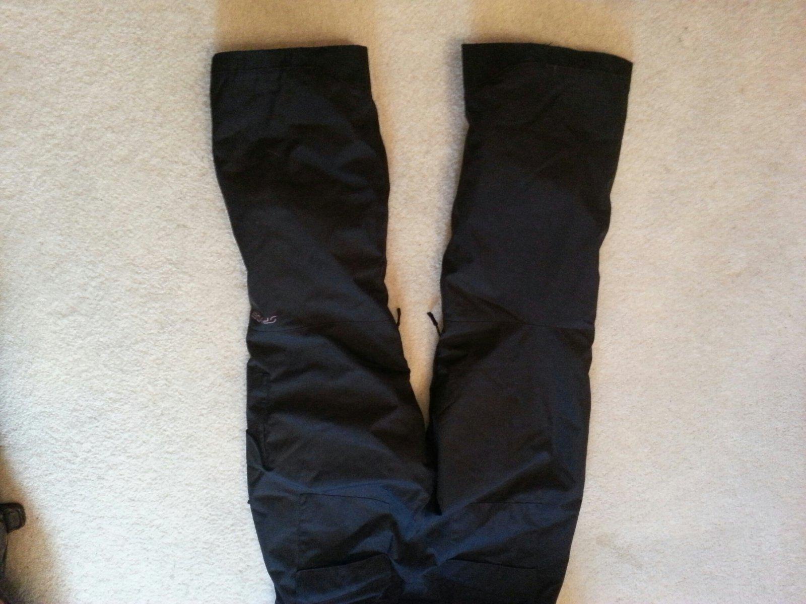 Spyder Pants back