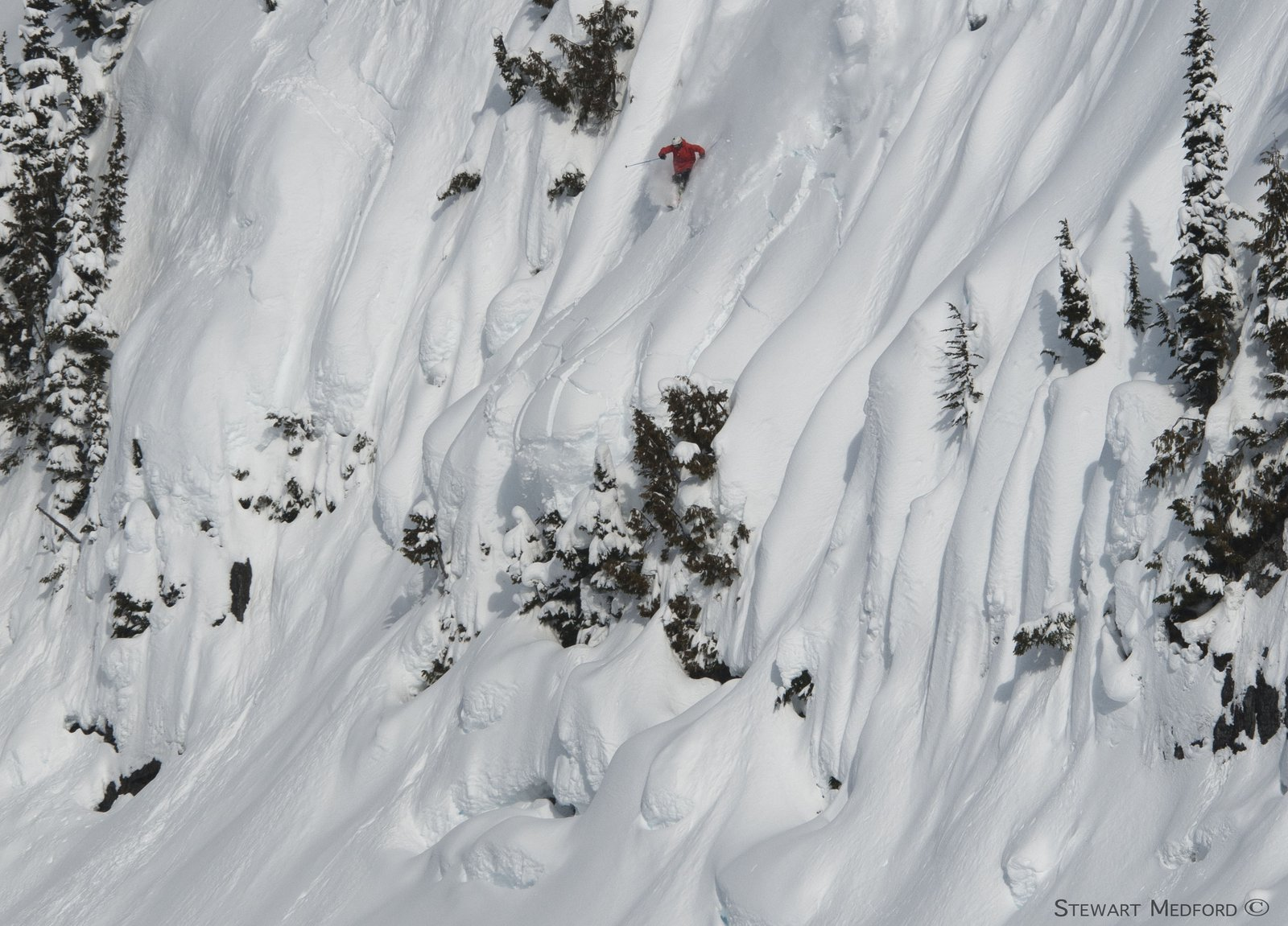 shreding mid fracture