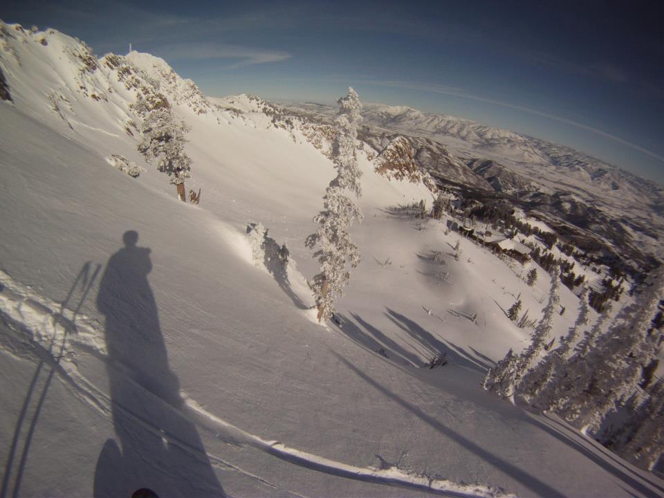 Snowbasin backcountry