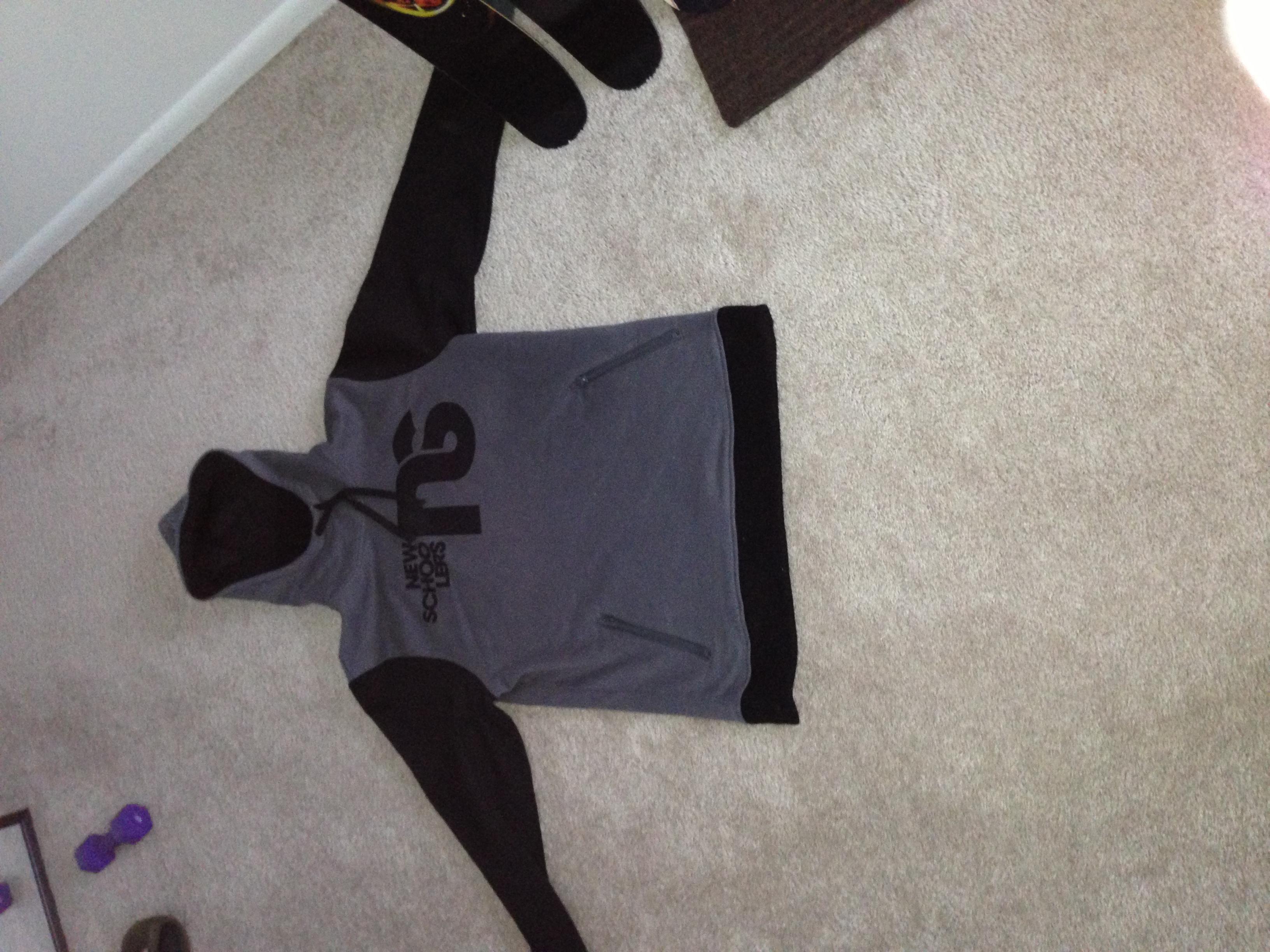 FD/NS hoodie