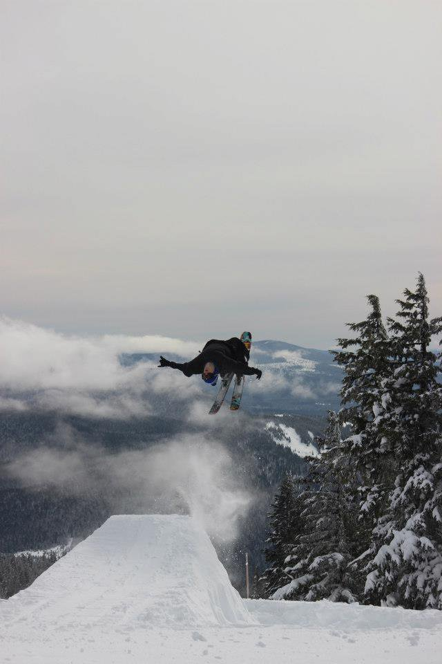 My first backflip