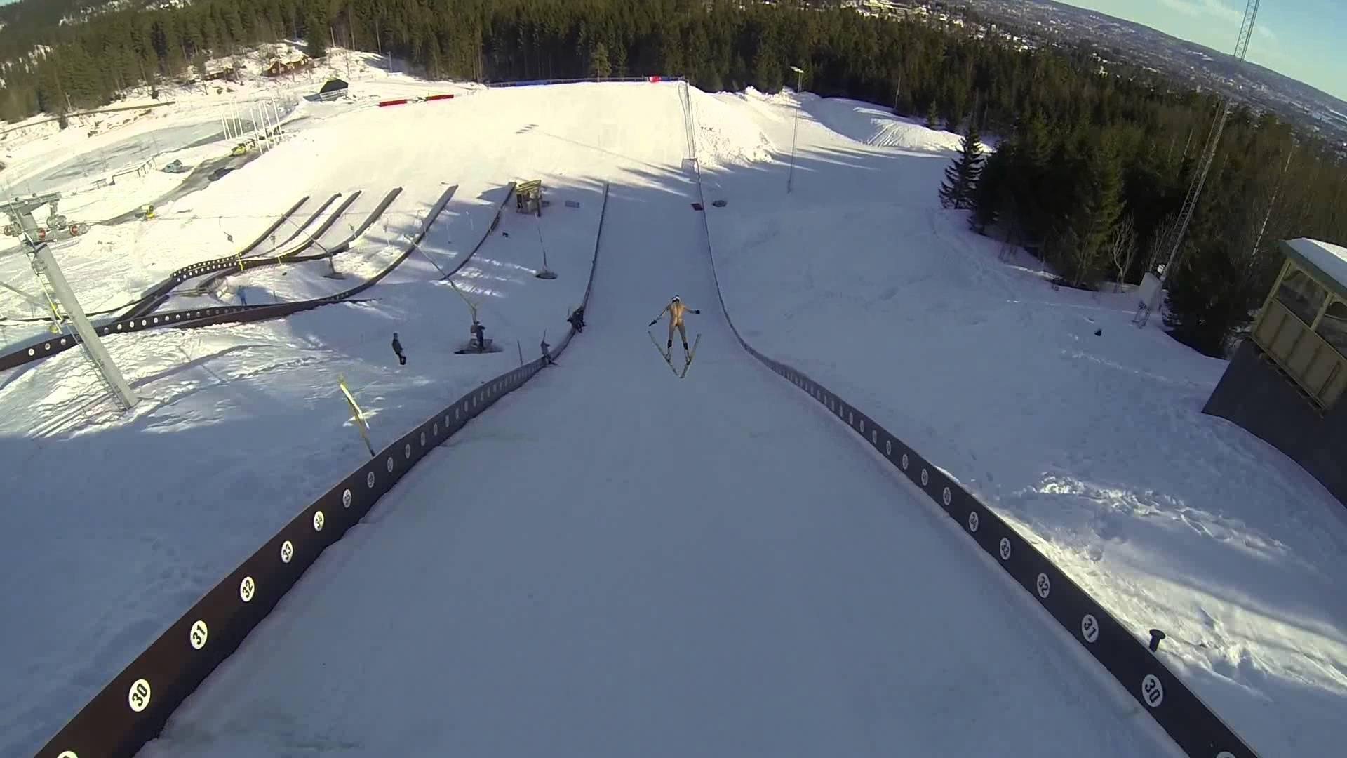 Granerud skispringen nackt. 💄 Der Postillon. 2020-01-23