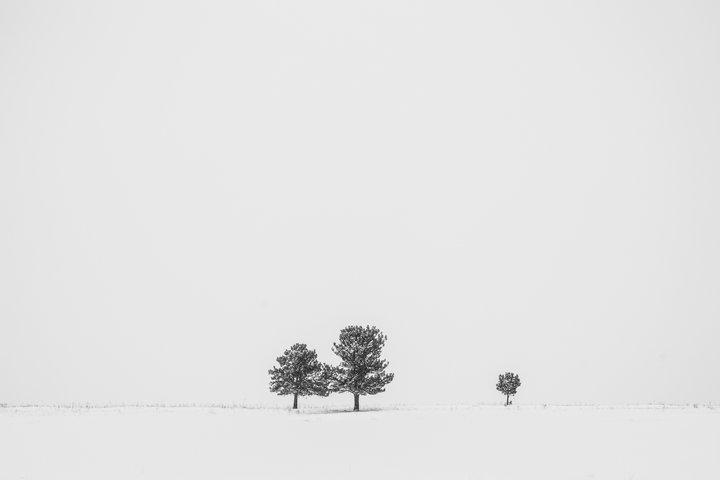 Minimal Snowstorm