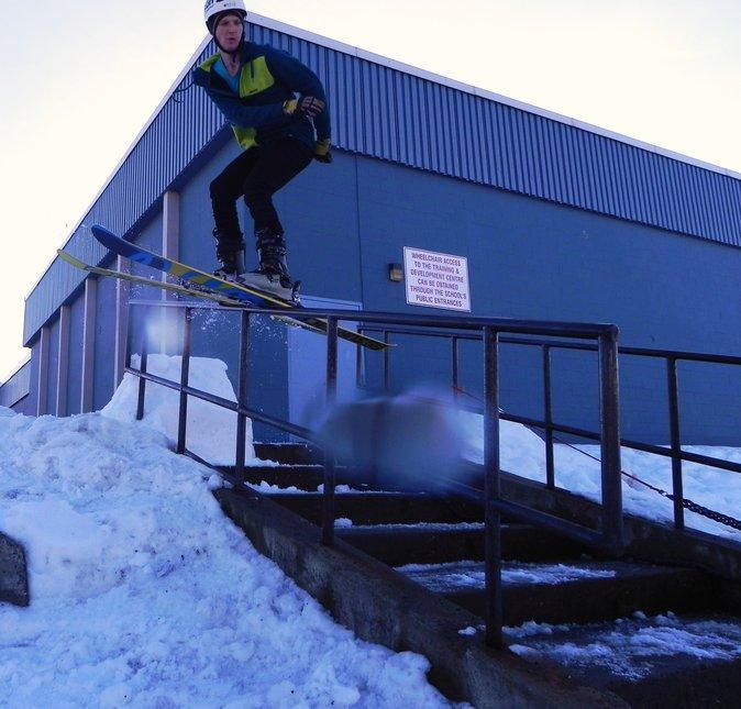 Van Bien Handrail