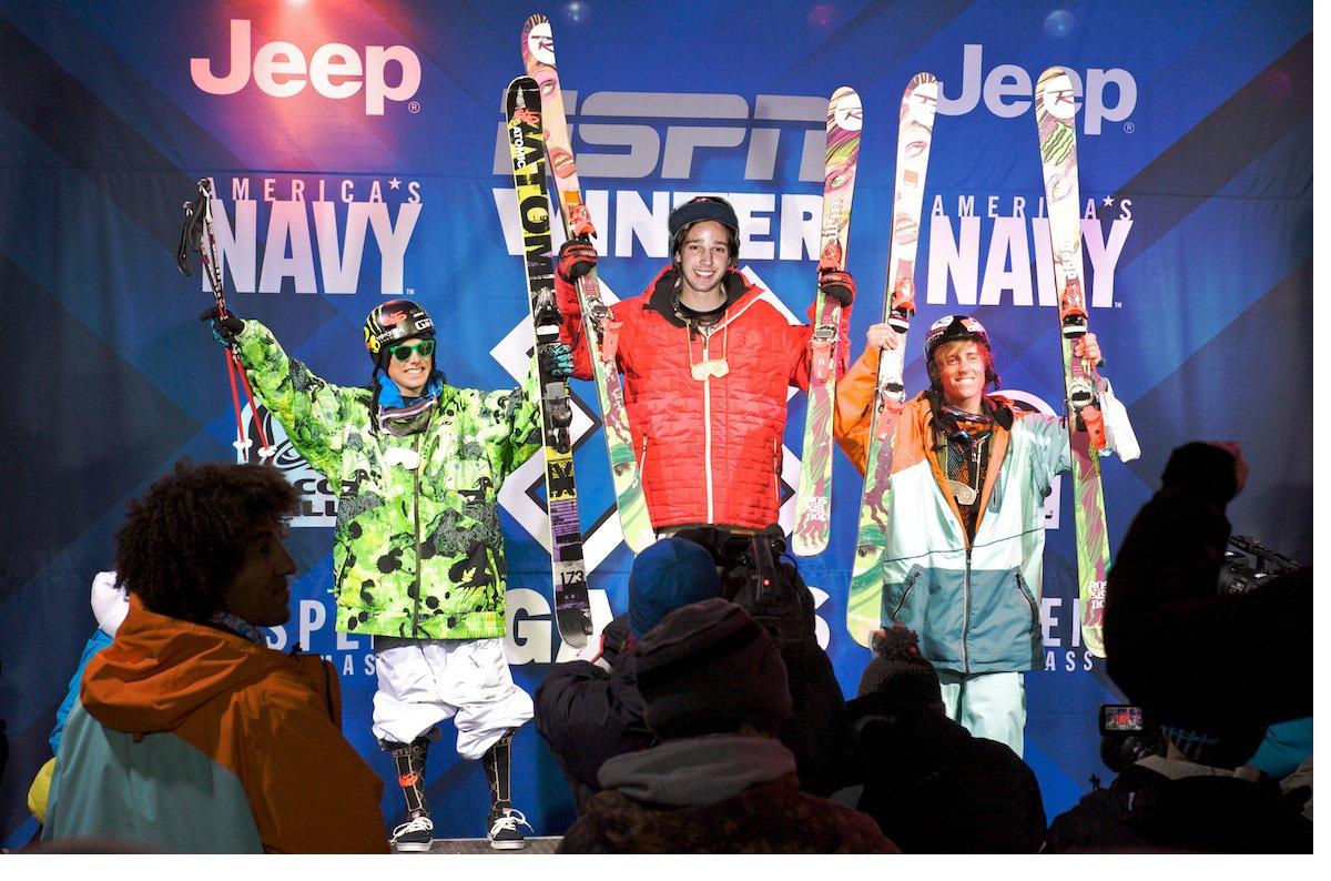 Hey Clayton, I heard you like comp skiing
