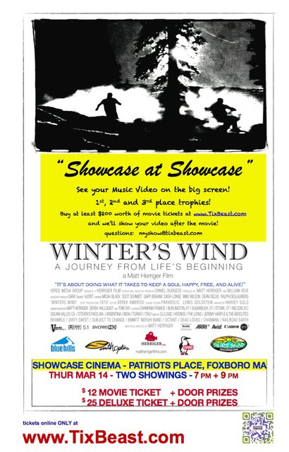 Winters Wind Movie Exclusive Showings