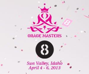 Orage Masters Elite 8 Contest