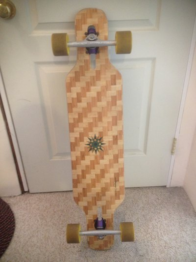 Longboard Loaded Tan Tien and Slide gloves - Sell and Trade