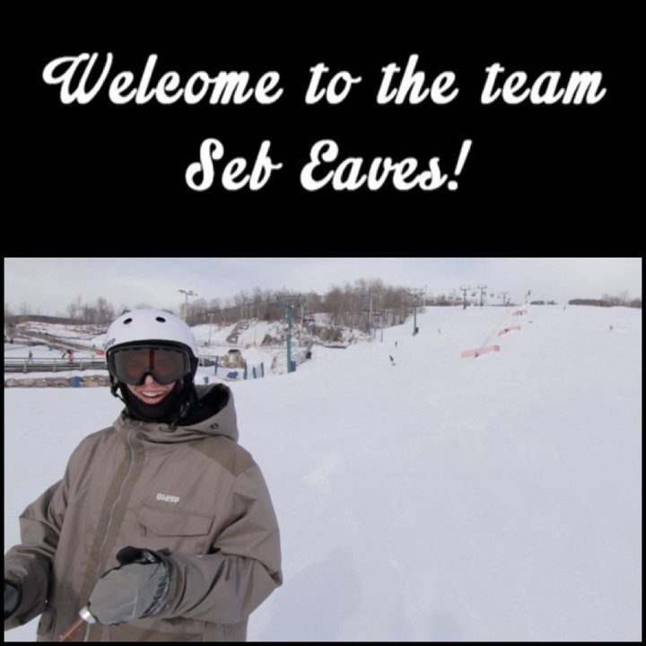 DU Welcomes Seb Eaves!