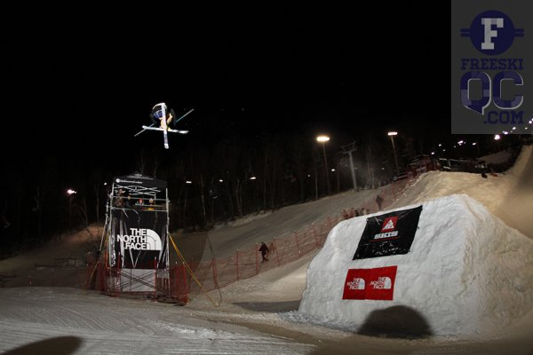 Axis Slopestyle big air 2013