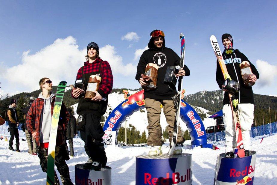 Red Bull Jib Ski Kings