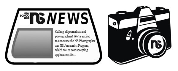 NS Journalist & Photographer Program Inductees