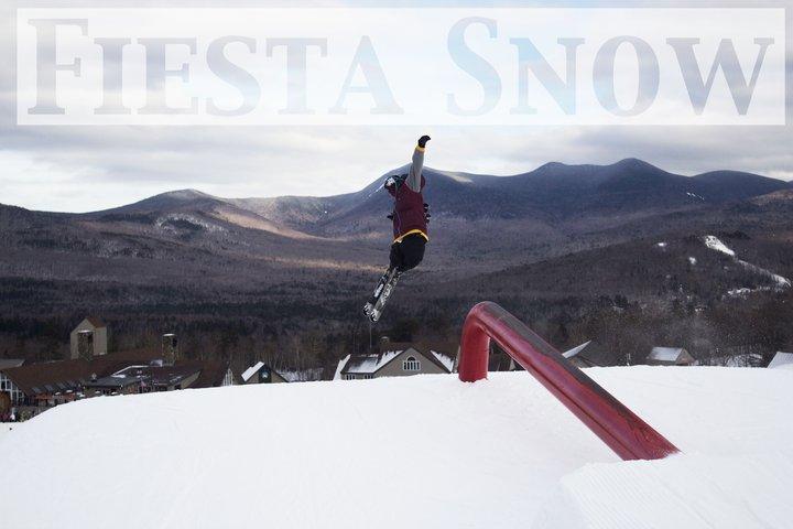 Fiesta Snow // Luke Foley