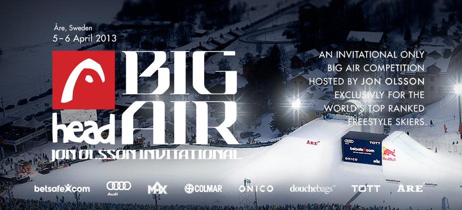 Send Three People To The Jon Olsson Invitational!