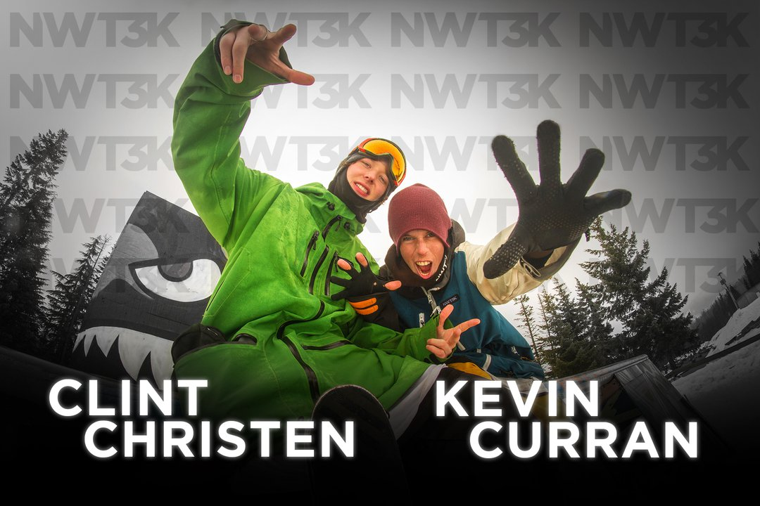 NWT3K.com Announces Athlete Team – Signs Kevin Curran and Nordica's Clint Christen