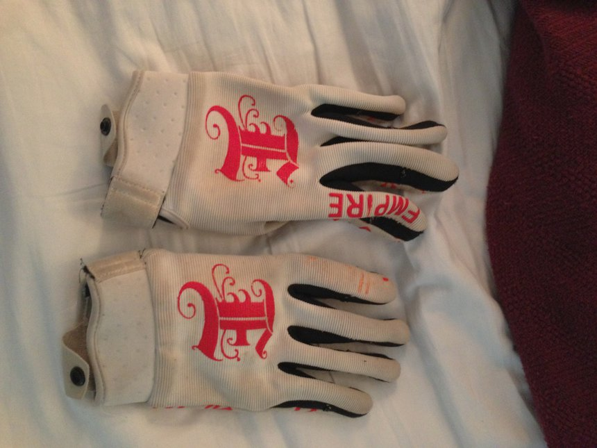 FS: EMPIRE PIPE GLOVE