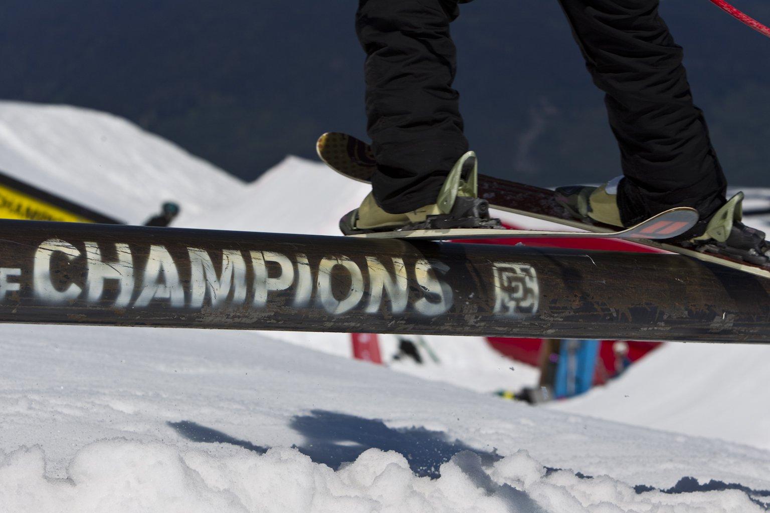 Camp B Camp of Champions 2012
