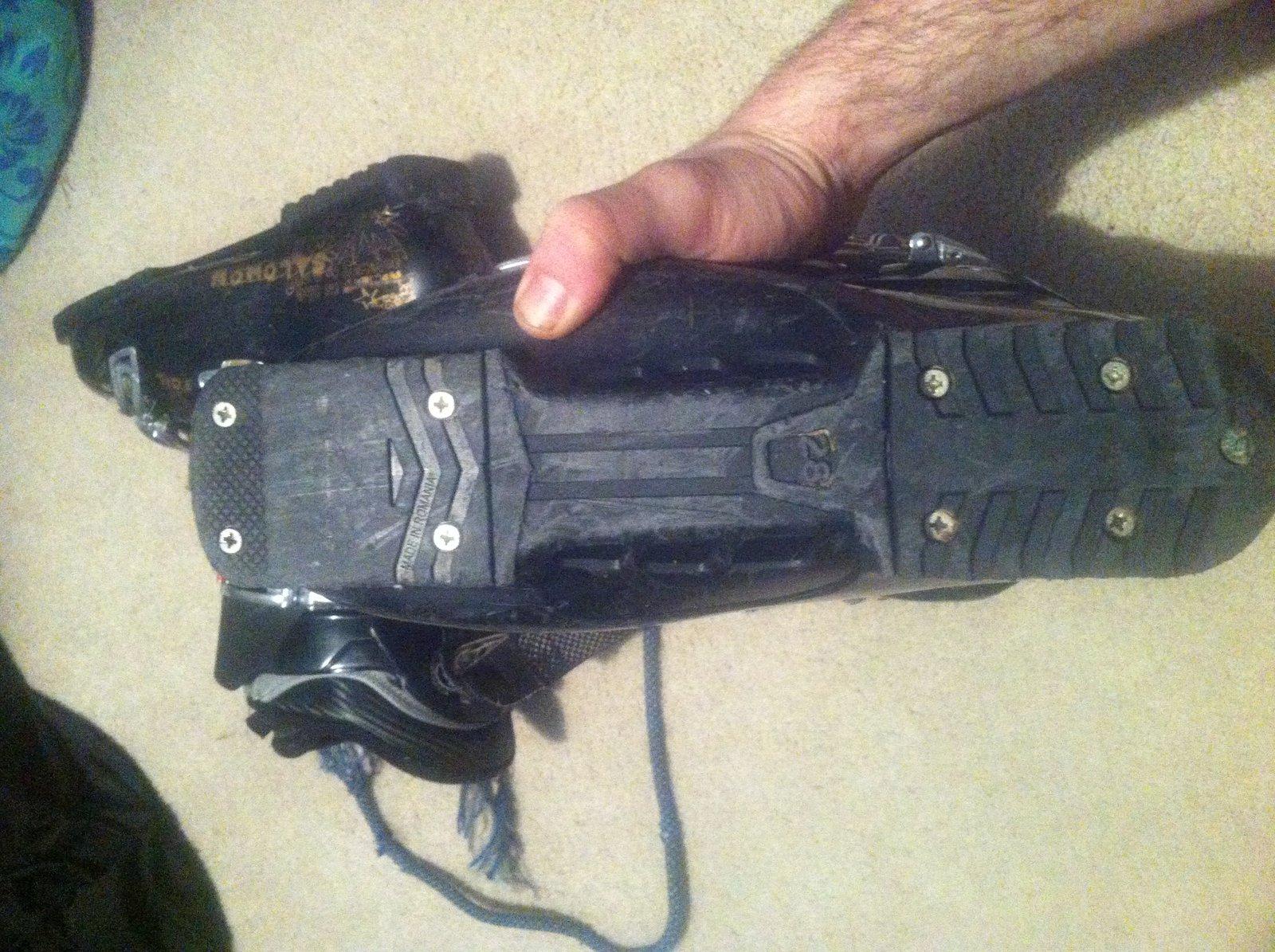 ski boots 1