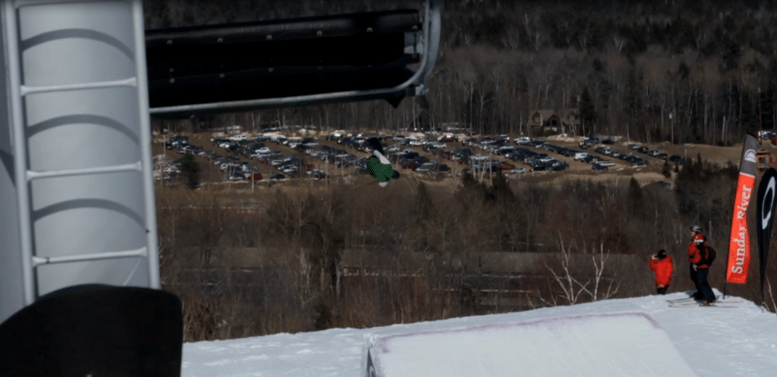 Gus Kenworthy - Sw. Right Double Japan