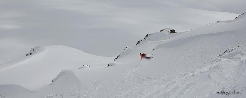 New line on Mt Owen