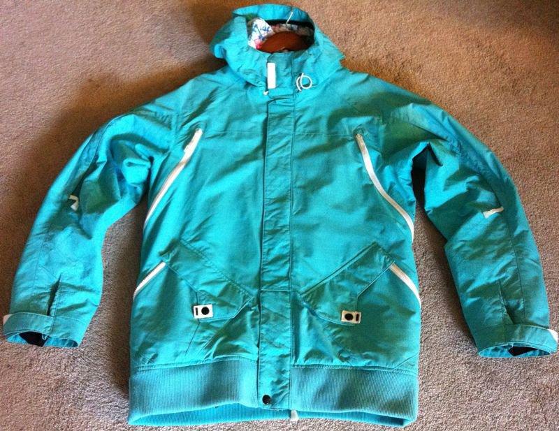Large Fari Jacket