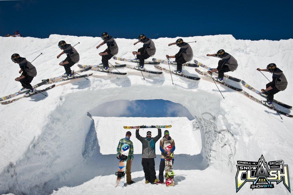 Snowclash module