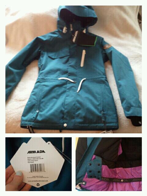 armada backyard jacket