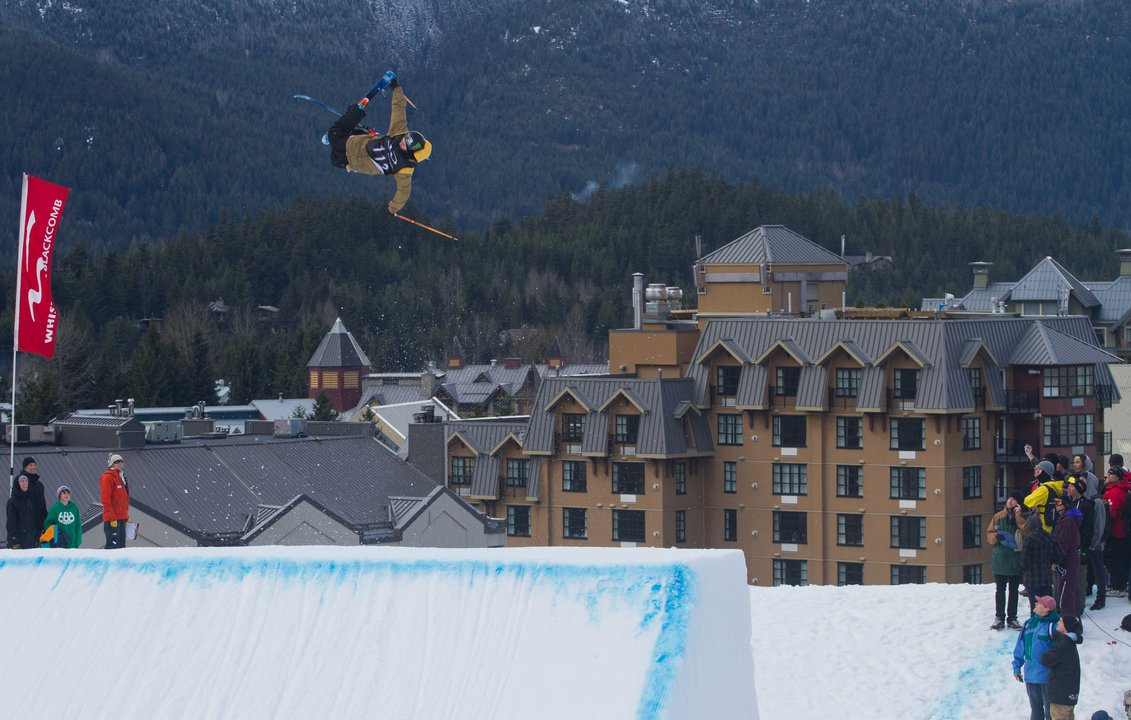 WSI/AFP World Championships Big Air Recap