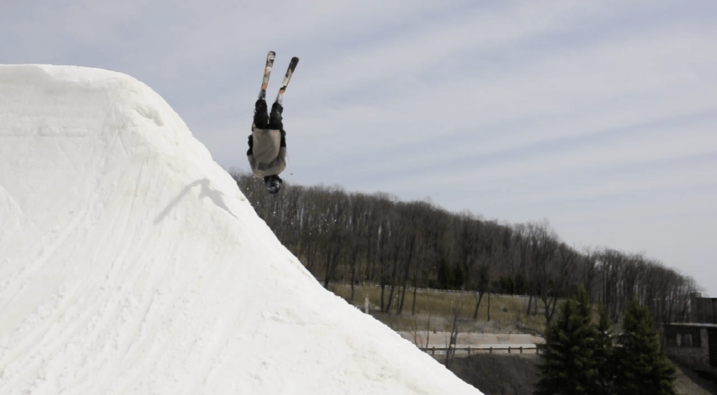 Backflips for closing day