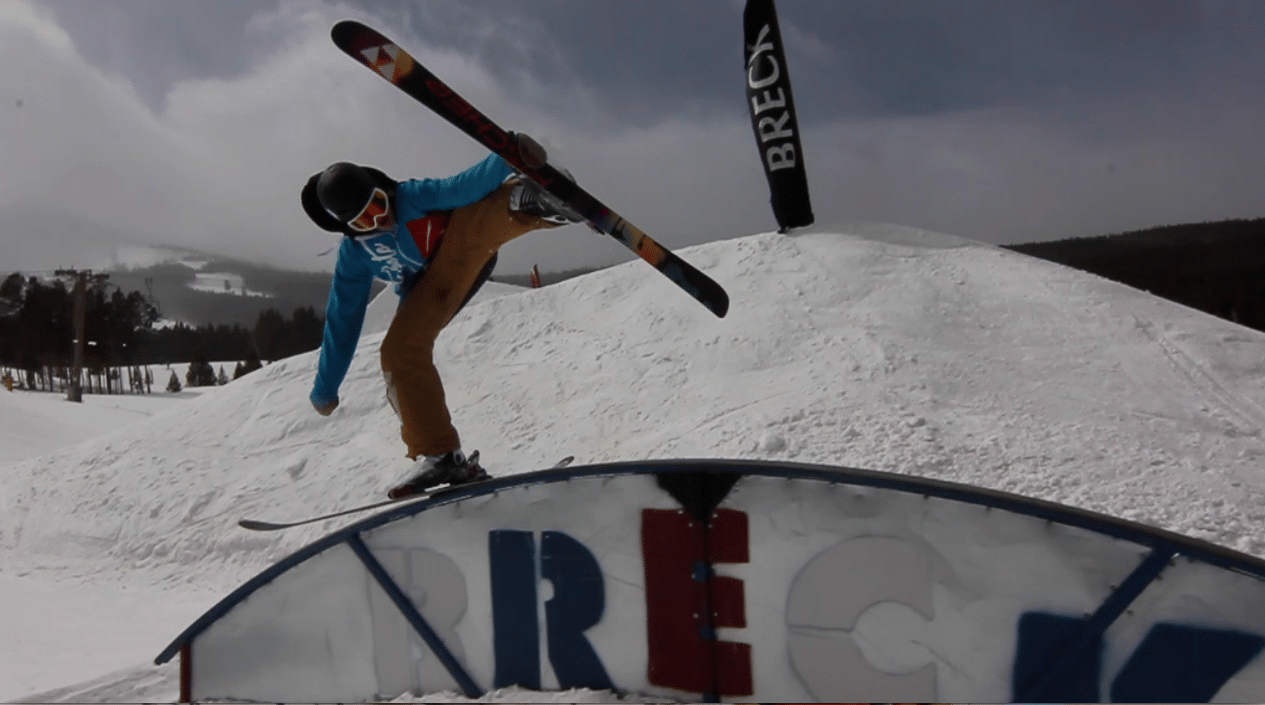 One Footer @ Breck