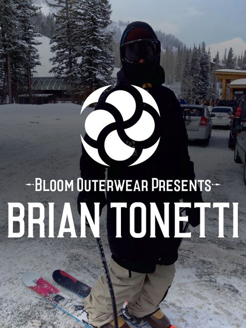 Athlete Perspectives: Brian Tonetti