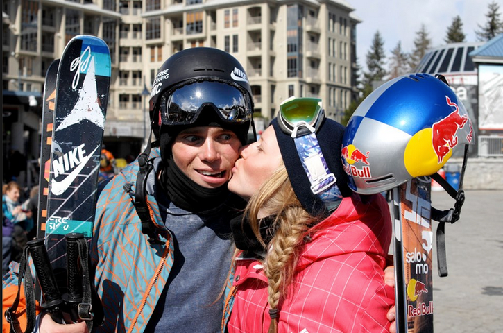Gus Kenworthy's First Kiss