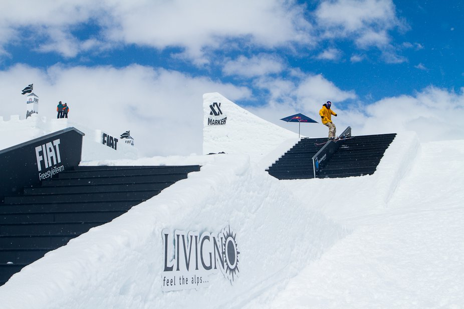 Roy Kittler Wins Jib Contest at FIAT Nine Knights