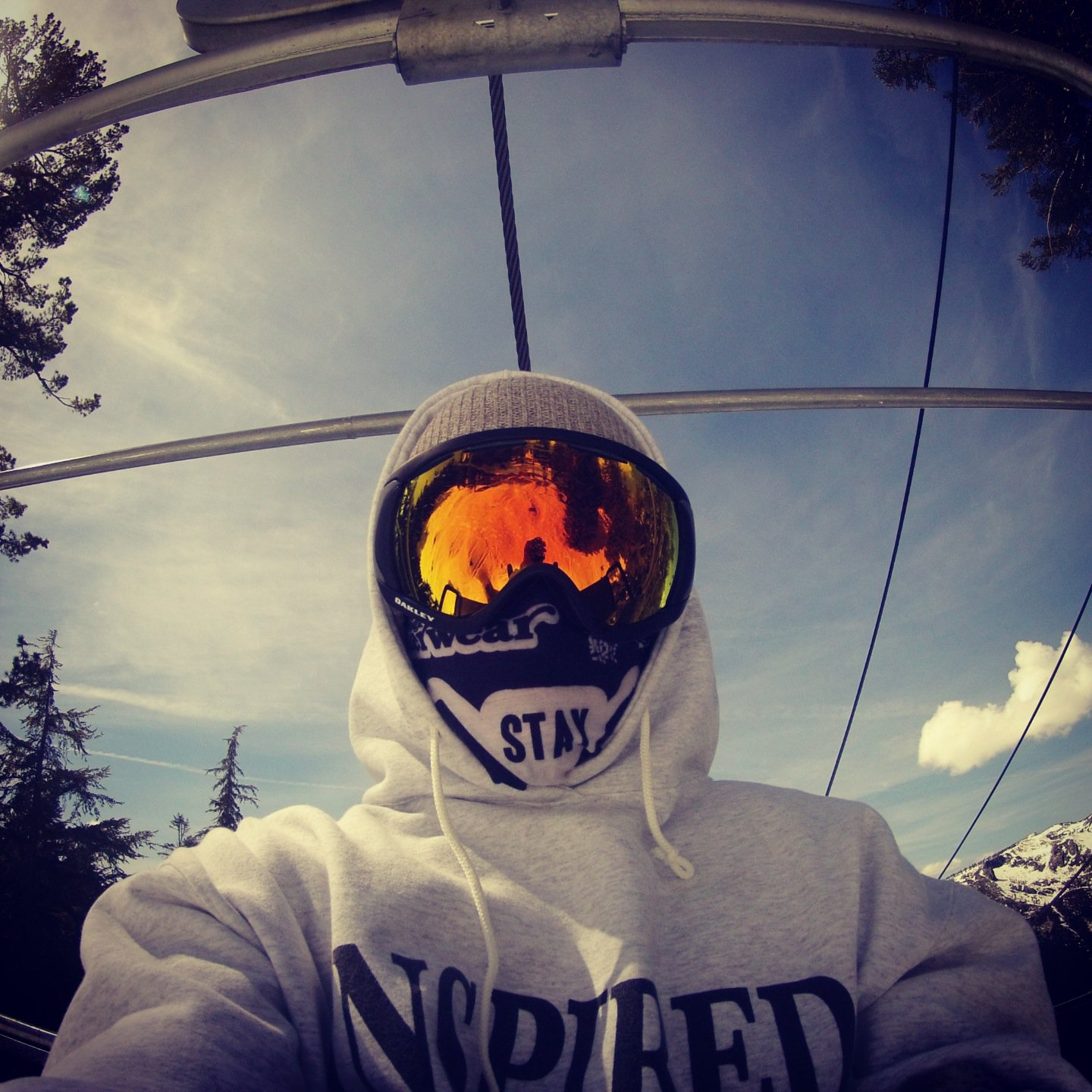 Tahoe Chairlift