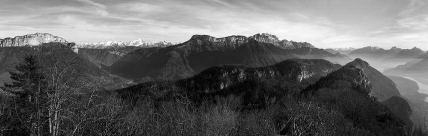 Mountains of Annecy
