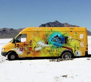 Woodward Tahoe announces Line Traveling Circus Week!