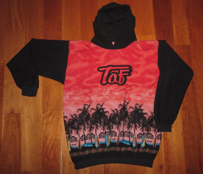 taf hoodie