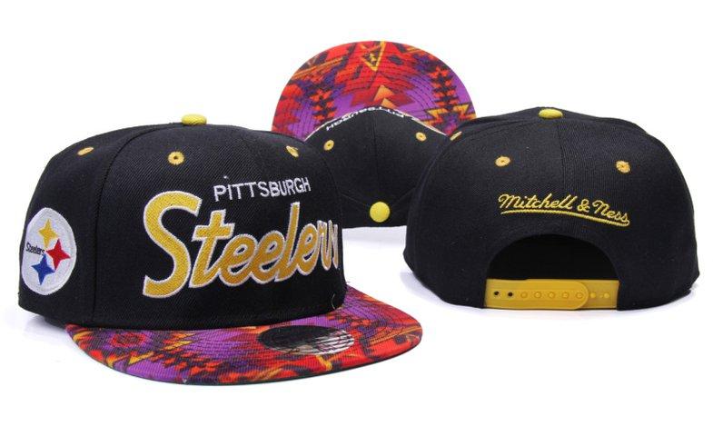 Pittsburgh Steelers Snapback Hats