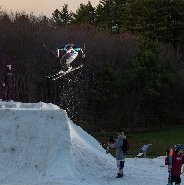 "Nashoba Valley's ""Last Chance on Sundance"" 360 Hip Transfer"