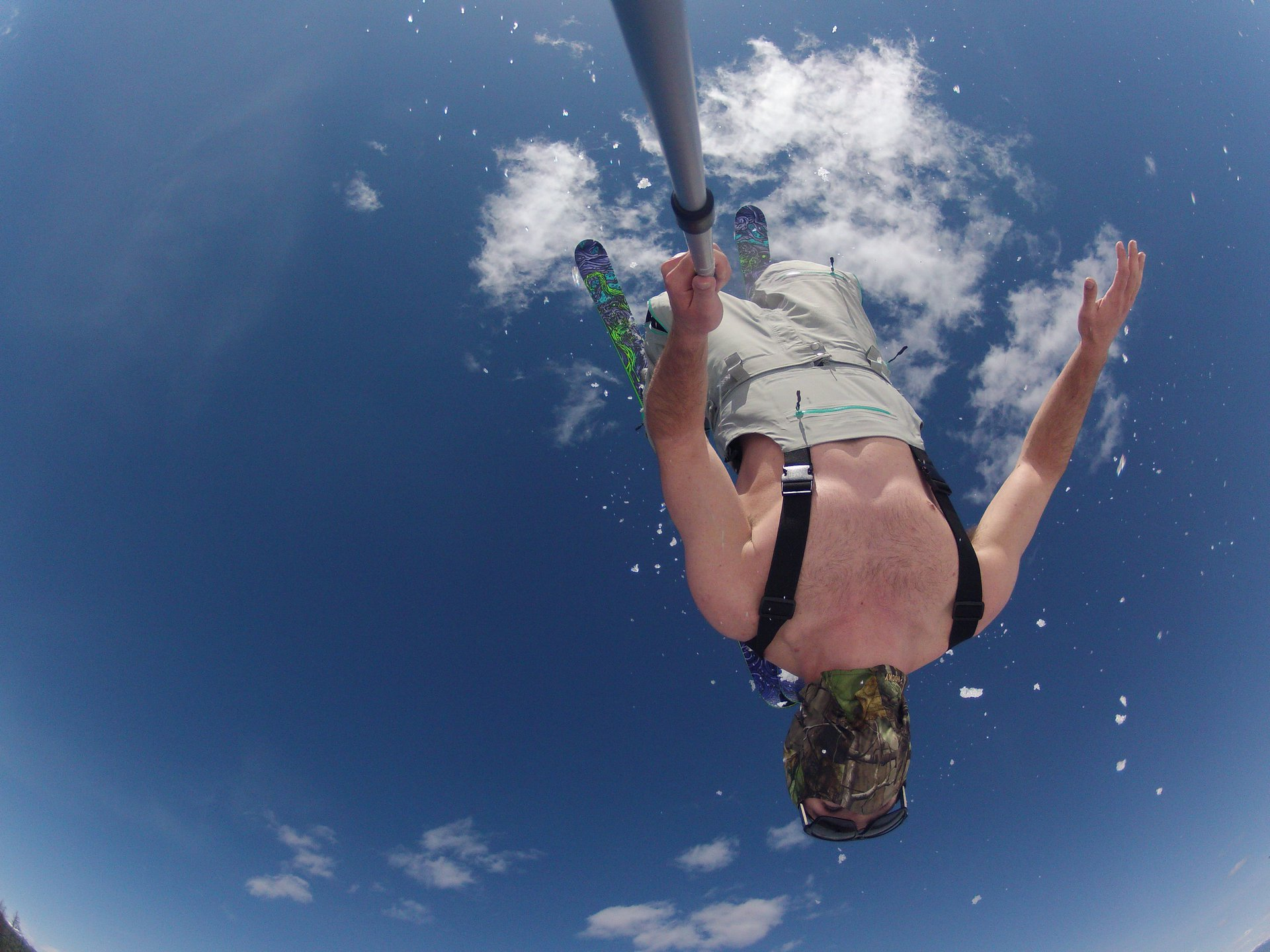 A backflip a day keeps the doctor away